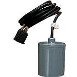 Little Giant 599117 RFSN-9 115/230V 1/2-1 HP - Piggyback Remote (wide Angle) Float Switch, 15' Power Cord