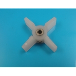 Little Giant 102437 Impeller, 2, Assy, Nylon With Bushing and Set Screw