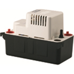 Little Giant 554425 VCMA-20ULS 115V 60Hz 80 GPH - Automatic Condensate Removal Pump w/ safety switch, 6' power cord