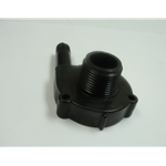 "Little Giant 101366 Volute,#1 Pump with 3/4"" Intake, Black,Polypropylene"